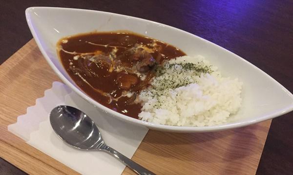 メイド特製料理の「ハヤシライス」
