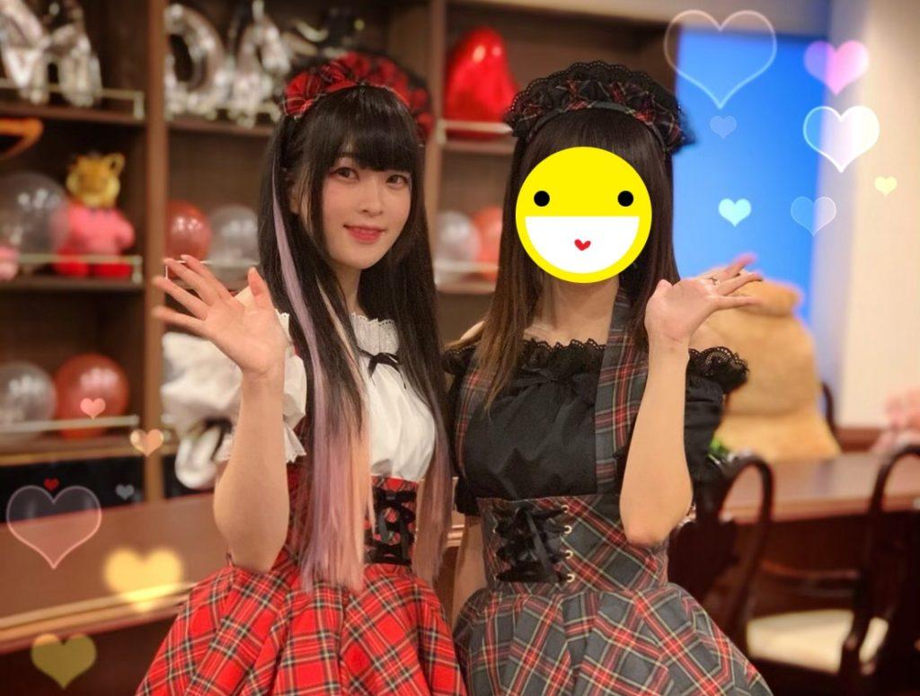 【2019.8.9】うさぎ&みほ【Birthday Event】